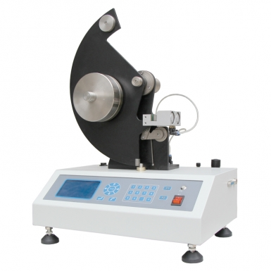 Elmendorf Tear Tester procedure