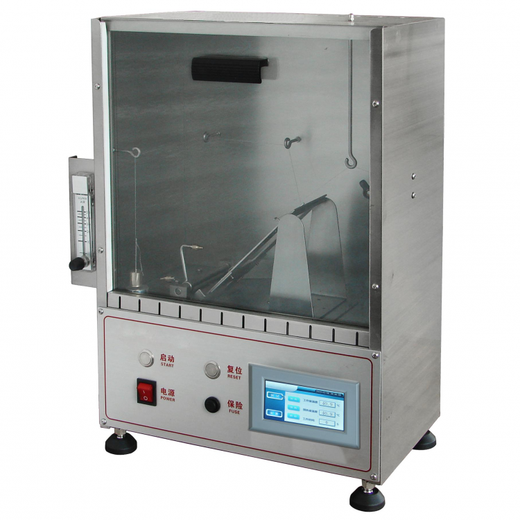 45 Degree Automatic Flammability Tester M015