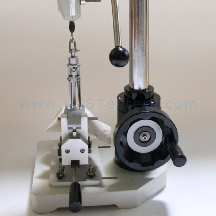 Button Snap Pull Tester M004