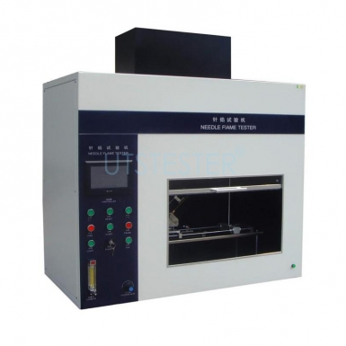 Needle Flame Test Chamber