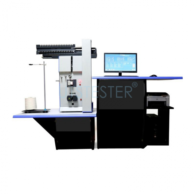 Full Automatic Yarn and Sliver Evenness Tester Y010A