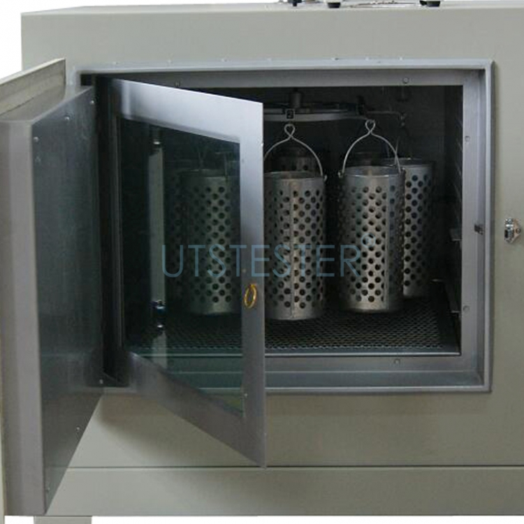 Ventilated fast eight basket drying oven Y022