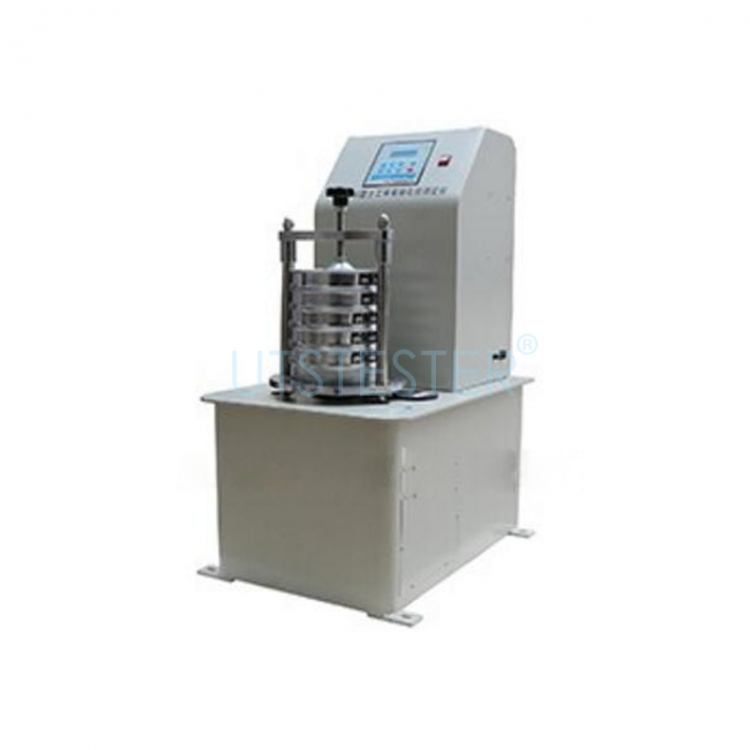 Dry Sieving Method MA07 - Geotextiles Effective Opening Size Tester